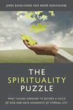 The Spirituality Puzzle Front Cover