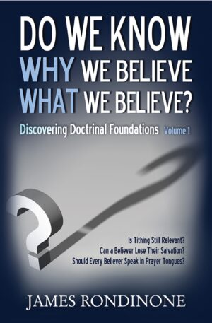 Do We Know Why We Believe What We Believe Front Cover