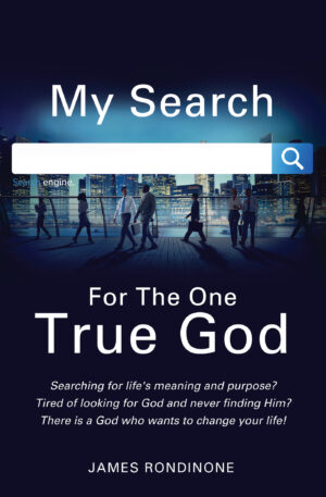 My Search for the One True God Front Cover